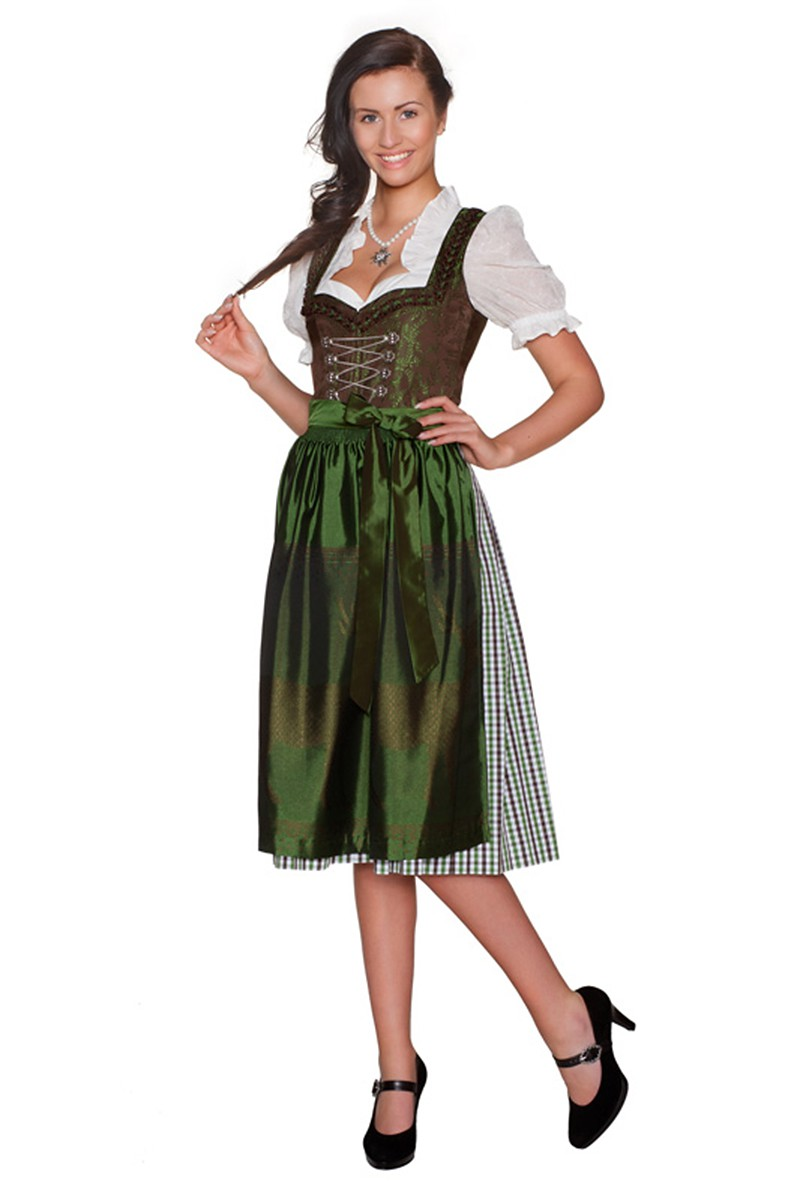wenger midi dirndl waldfest. Black Bedroom Furniture Sets. Home Design Ideas